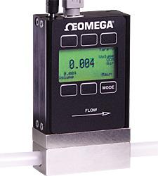Caudalímetros másicos y volumétricos para gas | Serie FMA-1600A