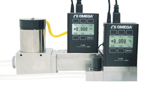 Mass Flow Controllers with 20+ Gas Select Function | FMA-2600  SERIES