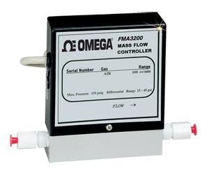 Caudalímetros económicos de caudal másico de gases limpios | Serie FMA3100