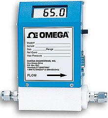 Caudalímetros y controladores másicos de caudal de gases | Serie FMA-A2000
