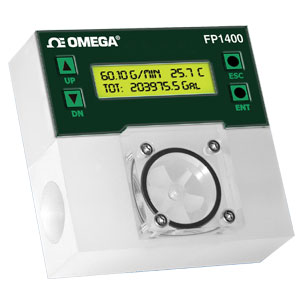 Caudalímetro digital de plástico | FP1400 Series