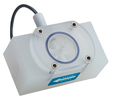 Caudalímetros de propileno para líquidos con caudal bajo | Serie FPR300