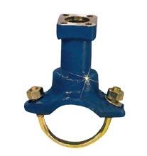 Adaptadores para la instalación de sensores | Serie FP-5300, FP-5100, FP8500 y FP-5600
