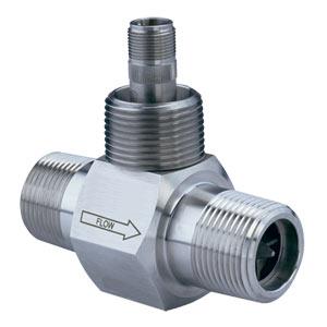 Caudalímetros de turbina económicos para líquidos | FTB1400 Series