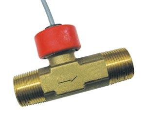 Brass Water Turbines   FTB370 Series