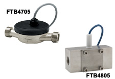 Low Flow Liquid Flow sensors | FTB4700 and FTB4800 Series
