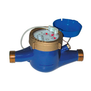 Hot Water Meters for Totalization and Rate Indication with Pulse Output | FTB8000HW Series