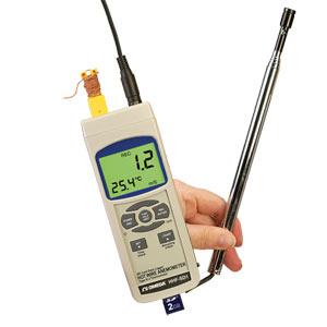 Anemómetro registrador de datos | HHF-SD1