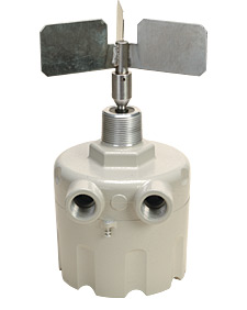 Fail-Safe Dry Material Rotary Paddle Level Switches | LVD-803 and LVD-804 Series