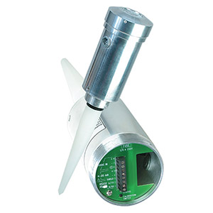 Radar level sensors are ideal for when vapour, dust or a foaming surface prevent ultrasonic measurement. The optional 2