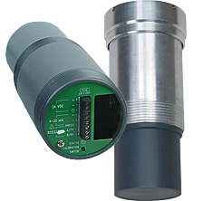 Ultrasonic Non-Contact Level Measurement | LVU41 and LVU42 Series