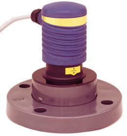 Reflective Ultrasonic Liquid Level Transmitter for Small Tanks | LVU500 Series