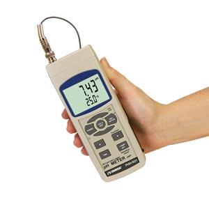 Medidor de pH/ORP | PHH-SD1