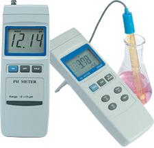Indicador portátil de pH de Omega | Serie PHH222