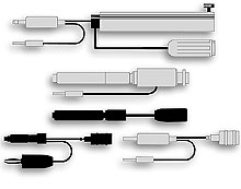Electrode Adaptors, Connectors and Filling Solutions | PHMA, PHEC and PHFS Series