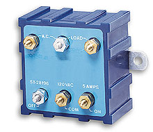 SSRL Series Pump-Up/Pump- Down Relays with Latching Capability | SSRL Series