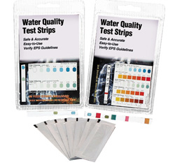 Water Quality Test Strips for different measurements | WTS Series