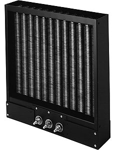 Low Temperature electric Air Duct Heaters | CAB and CABB Series