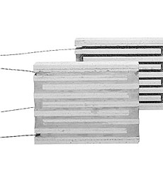 Industrial Ceramic Heater Plates - order online   CRHP and CRHF Series