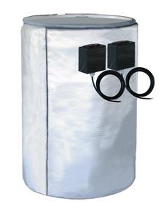 Dual Zone Drum Heater | FCDDH-3200-240