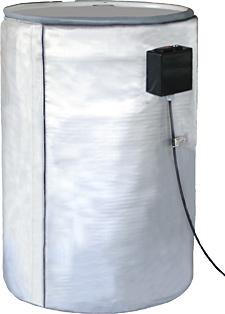Drum Heater 55 Gallon Wraparound | FCDH Series