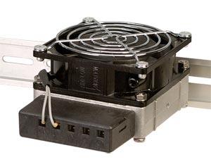 DIN Rail Enclosure Heater   HVL031 Series