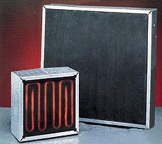 Infared Panel Heaters | QG Series