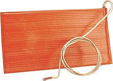 Mantas flexibles y resistentes de calefacción de bajo coste   SSHB Series