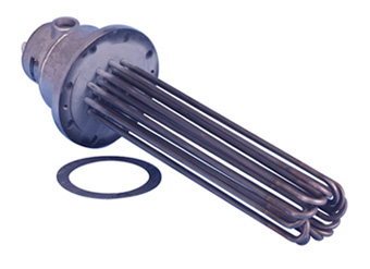 Flanged Immersion Heaters for Process Water | TMS Series