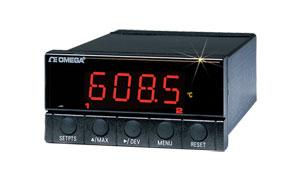 Indicador proceso con alarmas | Serie DP25B