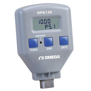 Digital Pressure Gauges, Rugged | DPG120 Series