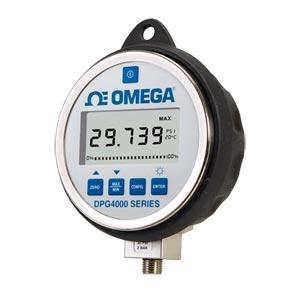 Indicador de presión digital de muy alta precisión | Serie DPG4000