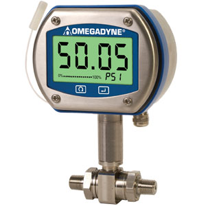 Digital Differential Pressure Gauge with High 0.08% Accuracy | DPG409_Diff Series