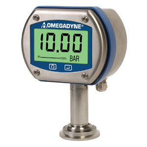 DPGM409S Series Digital Pressure Gauge For Hygienic/Clean-In-Place Applications | DPGM409S Series