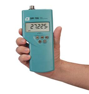 GE Druck DPI705 Handheld Pressure Indicator | DPI705