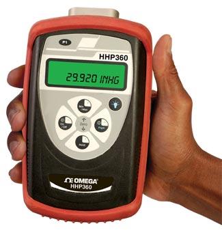 Barómetro digital de gran precisión. | Series HHP360