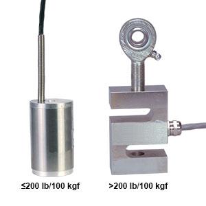 Celdas de carga de haz de aluminio Serie LC105 | Series LCM105 y LCM115