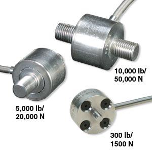 Celdas de carga universales en miniatura Serie LC202 | Serie LC202/LCM202