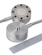 Célula de carga de compresión en acero inoxidable Serie LC305 | Serie LC305/LC315
