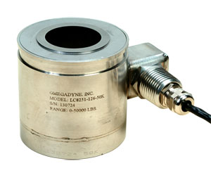 Tall Through-Hole Load Cells, 1.50-3.00