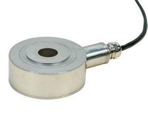 Célula de carga compacta con agujero, 2.50