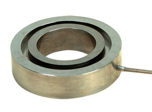 Large Outer Diameter. Through-Hole Load Cells, 2.00-3.13