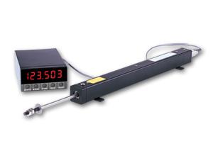 Potenciómetros lineales de largo recorrido. | Serie LP801