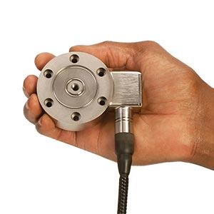 Células de carga de bajo perfilResistente al agua para aplicaciones húmedas o de lavado | Serie LSHD