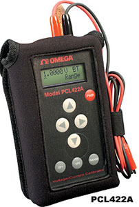 Rugged, Handheld Calibrators | PCL401 Miniature Loop Calibrator PCL422A Voltage Current Calibrator
