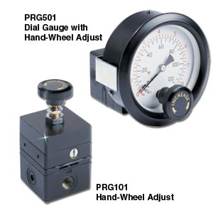 Precision Pressure Regulators | PRG101