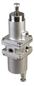 PRG350 Stainless Steel pneumatic Filter Regulators | PRG350 Series