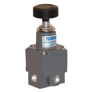 Miniature Precision Air Pressure Regulator | PRG98 Series