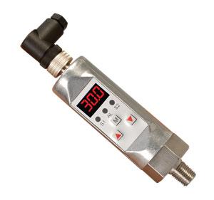 Interruptor y transmisor de presión con pantalla digital | PSW2000 Series