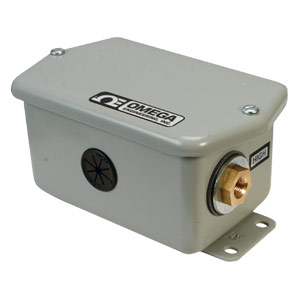 Wet/Wet Differential Pressure Transmitter, Stainless Steel and Brass Construction   PX157